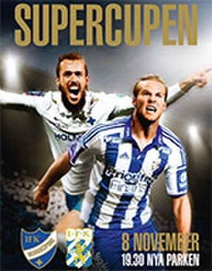 2015 Svenska Supercupen - Image: Supercupen 2015