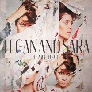 Heartthrob (album) - Image: Tegan and Sara Heartthrob cover
