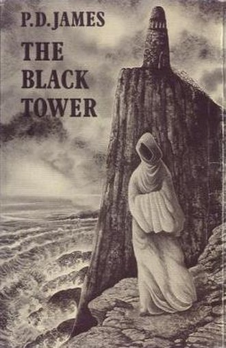 The Black Tower - First edition
