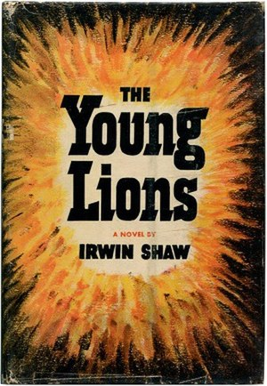 The Young Lions - First edition
