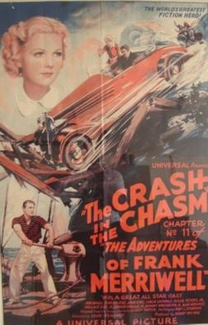 The Adventures of Frank Merriwell (serial) - Image: The Adventures of Frank Merriwell Film Poster