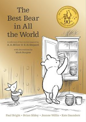 Winnie-the-Pooh: The Best Bear in All the World - Image: The Best Bear in All the World cover