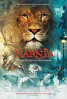 <i>The Chronicles of Narnia: The Lion, the Witch and the Wardrobe</i> 2005 feature film, adaptation of the 1950 childrens fantasy novel directed by Andrew Adamson