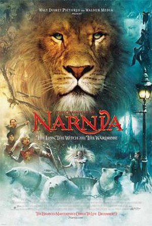 The Chronicles of Narnia: The Lion, the Witch and the Wardrobe - Theatrical release poster