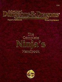 The Complete Ninja's Handbook httpsuploadwikimediaorgwikipediaenthumb1
