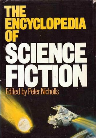 The Encyclopedia of Science Fiction - Cover of the first edition