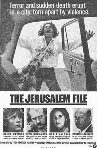 The Jerusalem File - Image: The Jerusalem File