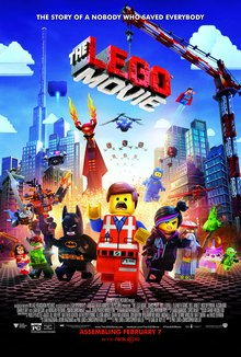 The Lego Movie (2014) CAM