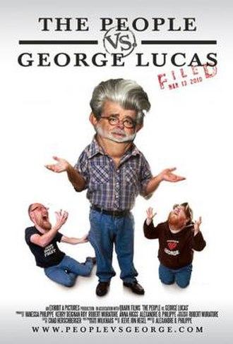 The People vs. George Lucas - Image: The People vs. George Lucas