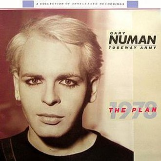 The Plan (Tubeway Army album) - Image: The Plan original