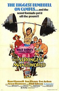 <i>The Strongest Man in the World</i>
