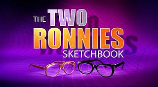 <i>The Two Ronnies Sketchbook</i> television series