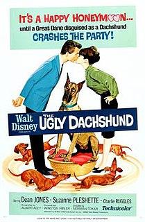 <i>The Ugly Dachshund</i>