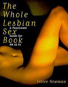 Lesbian sex toys and books