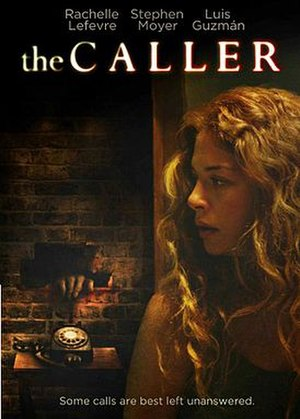 The Caller (2011 film) - Theatrical Poster