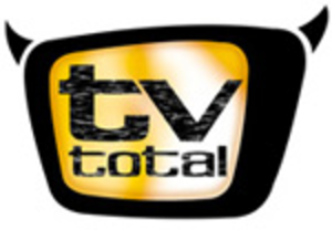 TV total - Image: Tv total logo