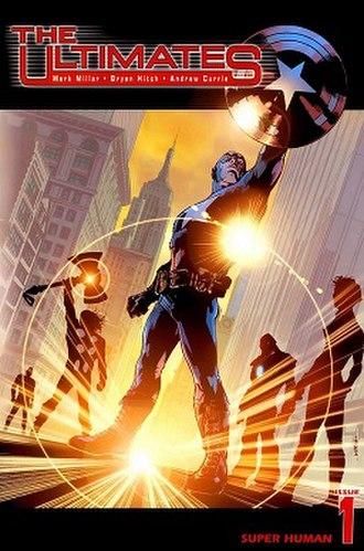 The Ultimates (comic book) - Image: Ultimates (2002) 1