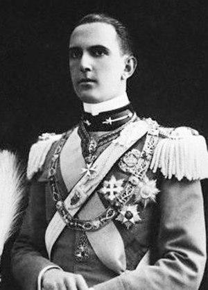 Fernando de Rosa - Crown Prince Umberto
