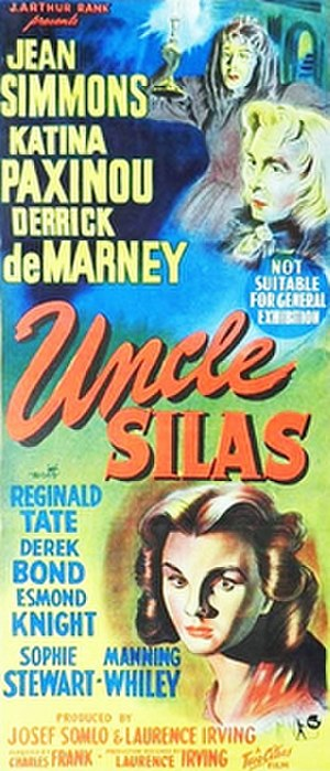 Uncle Silas (film) - English film poster