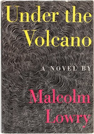 Under the Volcano - First US edition