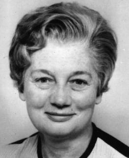 Vera Houghton British womens health campaigner