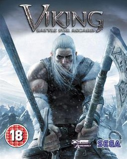 <i>Viking: Battle for Asgard</i> 2008 video game
