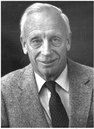 Vincent Dethier - Image: Vincent Dethier 1915 1993