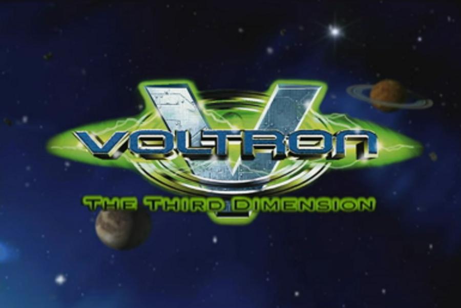 Voltron: The Third Dimension