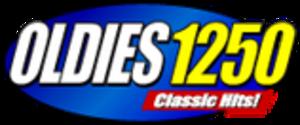 WCHO (AM) - Image: WCHO OLDIES1250 logo
