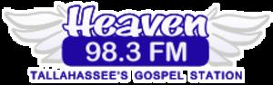 WHBT (AM) - Image: WHBT Heaven 98.3 logo