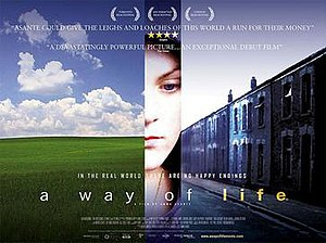 A Way of Life - Theatrical release poster