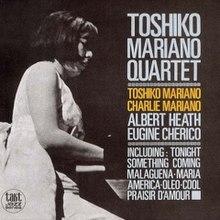 Toshiko–Mariano Quartet (in West Side) httpsuploadwikimediaorgwikipediaenthumb1