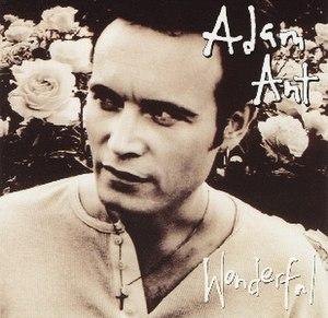 Wonderful (Adam Ant album) - Image: Wonderful Adam Ant