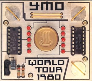 World Tour 1980 - Image: YMO WORLD TOUR 1980
