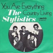 You Are Everything - The Stylistics.jpg