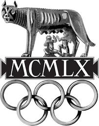 1960 Summer Olympics logo