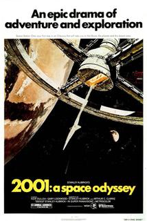 <i>2001: A Space Odyssey</i> (film) 1968 film by Stanley Kubrick