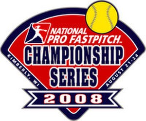 2008 National Pro Fastpitch season - Image: 2008 NPF Championship