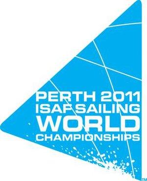 2011 ISAF Sailing World Championships - Image: 2011 ISAF Sailing World Championships logo