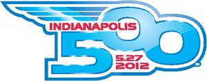 2012 Indianapolis 500 - Image: 2012indianapolis 500logo