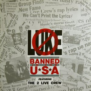 Banned in the U.S.A. (song) - Image: 2LC Banned in the USA single