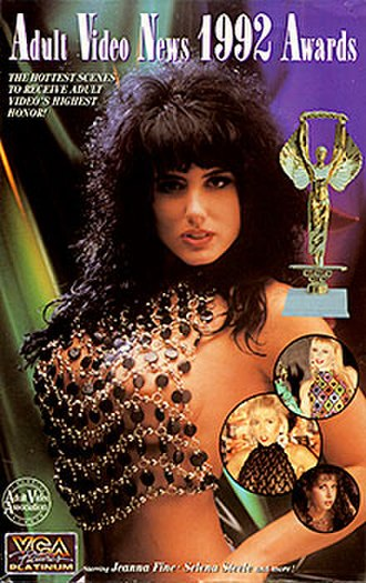 9th AVN Awards - The 9th Annual AVN Awards Show VHS box cover