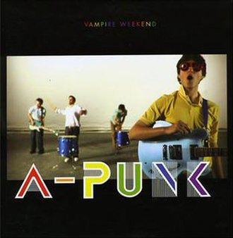 A-Punk - Image: A Punk