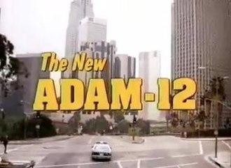 Adam-12 (1990 TV series) - Image: Adam 12 1990