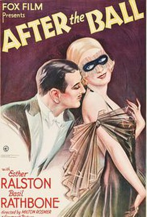 After the Ball (1932 film) - Film poster