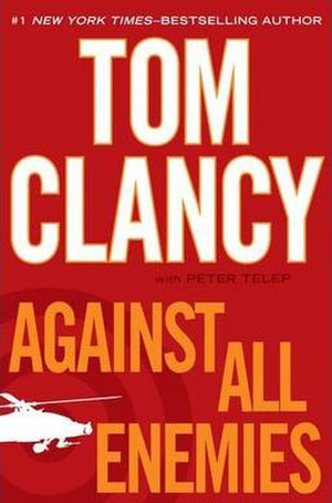 Against All Enemies (novel) - Image: Against All Enemies Book Cover