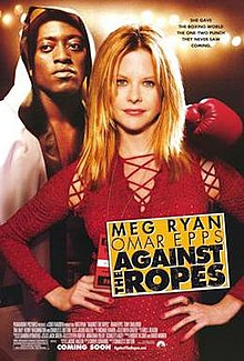 Against the Ropes poster.JPG