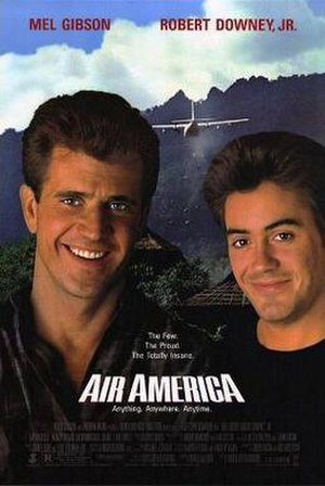 Air America (film) - Theatrical release poster