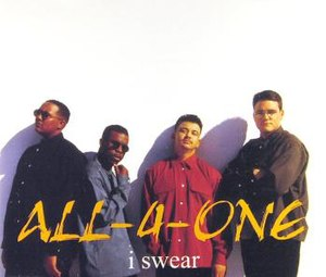 I Swear - Image: All 4one iswear