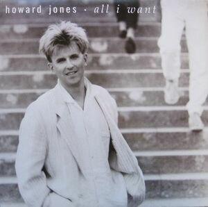 All I Want (Howard Jones song)